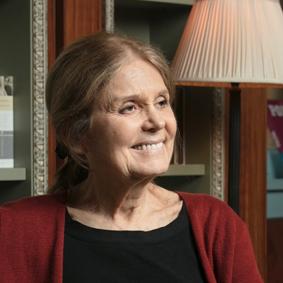 Gloria Steinem talks to Laura Bates