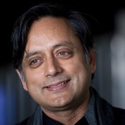 Shashi Tharoor talks to Nik Gowing