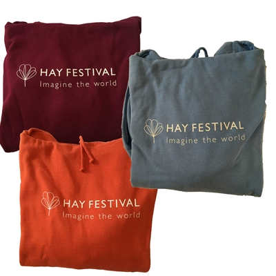 Hay Festival Tote Bag various bags from 2012-2013