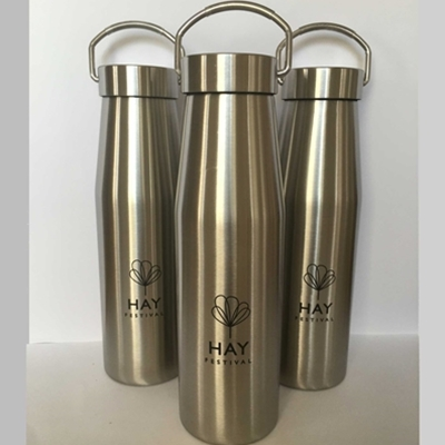 Stainless Steel Smart Aqua Vacuum Flask