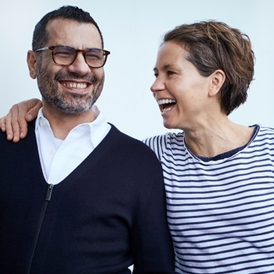Sami Tamimi and Tara Wigley talk to Yotam Ottolenghi
