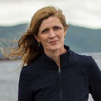 Samantha Power talks to Philippe Sands