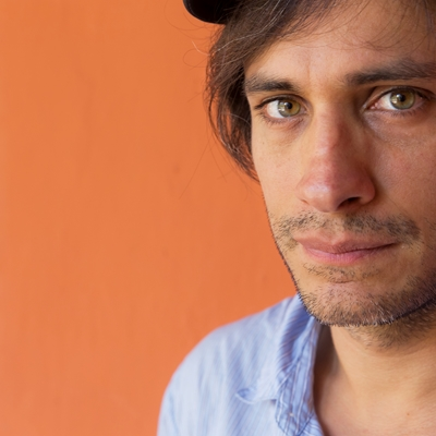Gael García Bernal in conversation with Olivia Zerón