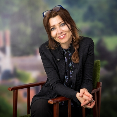 Elif Shafak in conversation with Anda Bukvic