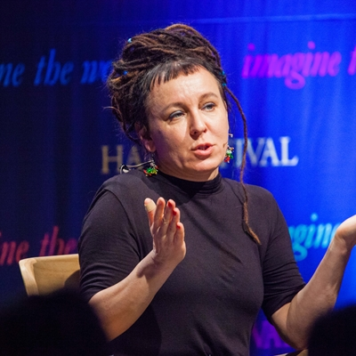 Olga Tokarczuk in conversation with Gaby Wood