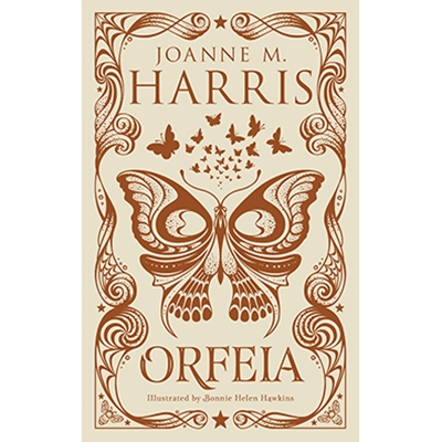 Orfeia: A modern fairytale novella from the Sunday Times top-ten bestselling author