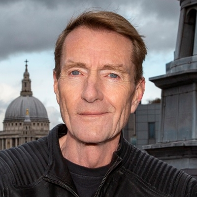 Lee Child talks to Heather Martin