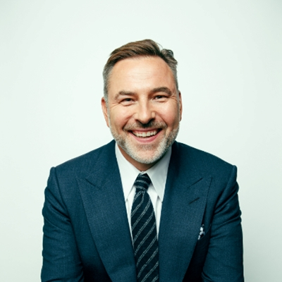 David Walliams in conversation with Judi Love