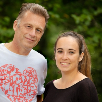 Chris Packham and Megan McCubbin talk to Andy Fryers