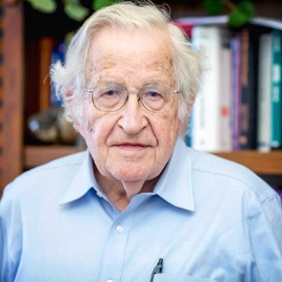 Noam Chomsky talks to Gary Younge