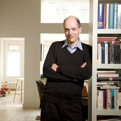 Alain de Botton talks to Jerry Hall