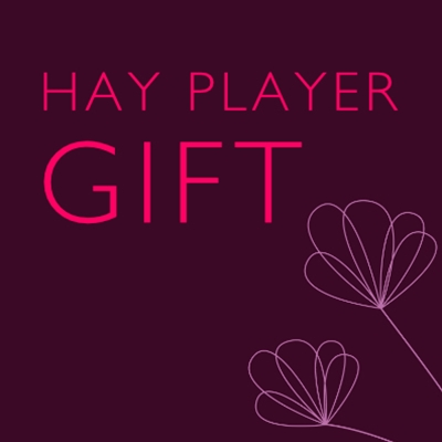 Hay Player Annual Subscription (Gift)