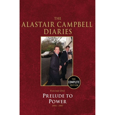 Alastair Campbell talks to Francine Stock