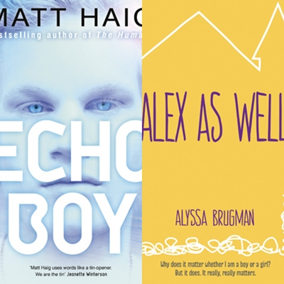 Matt Haig and Alyssa Brugman