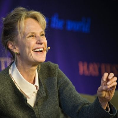 Siri Hustvedt talks to Rosie Goldsmith