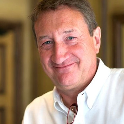 Steven Knight talks to Peter Florence