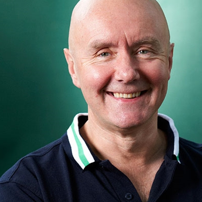 Irvine Welsh talks to Andrew O'Hagan