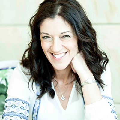 Victoria Hislop talks to Georgina Godwin