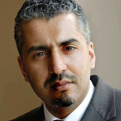 Maajid Nawaz talks to Oliver Bullough