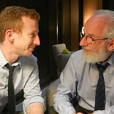 Ben and David Crystal
