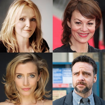 Helen McCrory, Lisa Dwan, Richard Harrington, Miranda Richardson