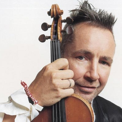 Nigel Kennedy in conversation with Clemency Burton-Hill