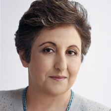 Shirin Ebadi talks to Helena Kennedy