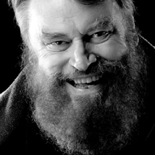 Brian Blessed talks to John Mitchinson