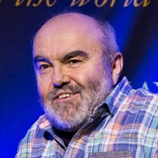 Andy Hamilton talks to Stephanie Merritt