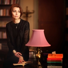 Hannah Rothschild, Elif Shafak, Bryony Gordon, Sabrina Mahfouz and Gabrielle Walker