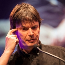 Ian Rankin talks to SJ Parris
