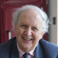 Alexander McCall Smith talks to SJ Parris