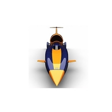 Bloodhound Supersonic Car Team