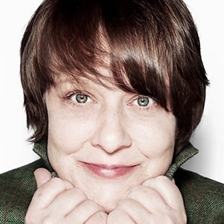 Kathy Burke talks to John Mitchinson