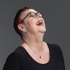 Jo Brand talks to Stephanie Merritt