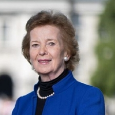Mary Robinson talks to Emily Shuckburgh