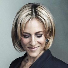 Emily Maitlis talks to Hannah MacInnes