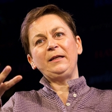 Anne Enright talks to Peter Florence