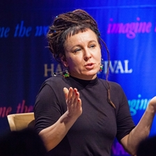Hay Festival Classics: Olga Tokarczuk in conversation with Gaby Wood