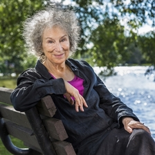 Hay Festival Classics: Margaret Atwood in conversation with Peter Florence
