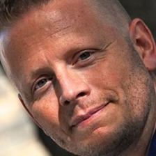Patrick Ness in conversation with Katherine Webber