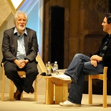 Michael Ondaatje in conversation with Juan Gabriel Vásquez