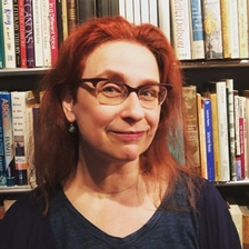 Audrey Niffenegger talks to Lisa Allardice