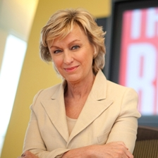 Tina Brown talks to William Boot
