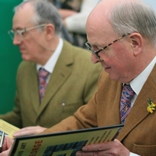 Gilbert & George talk to Michael Bracewell