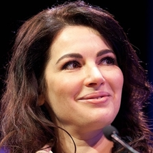 Nigella Lawson talks to Peter Florence