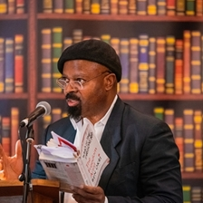Ben Okri in conversation with Rosie Boycott