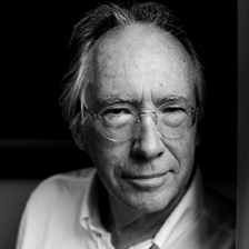 Ian McEwan talks to Christopher Hitchens