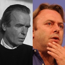 Martin Amis, Christopher Hitchens