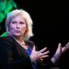 Jennifer Saunders talks to Francine Stock